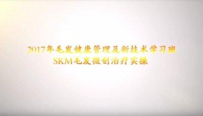 毛发健康管理-SKM毛发生微创治疗实操